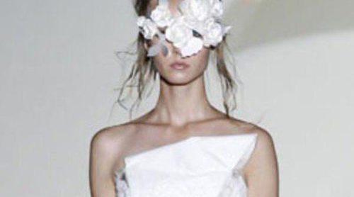 Ion Fiz se inspira en la naturaleza para su desfile de la 54 edición de Cibeles Madrid Fashion Week