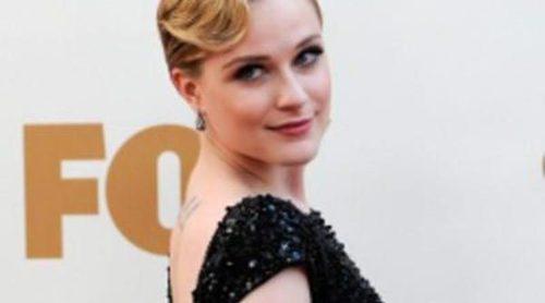 Las mejor vestidas de los Emmy 2011: Evan Rachel Wood y Jayma Mays