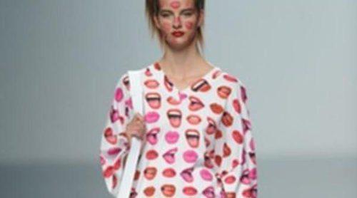 Carlos Díez presenta una colección pop para la primavera 2012