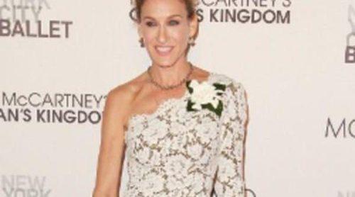 Sarah Jessica Parker, noche en el ballet vestida de Stella McCartney
