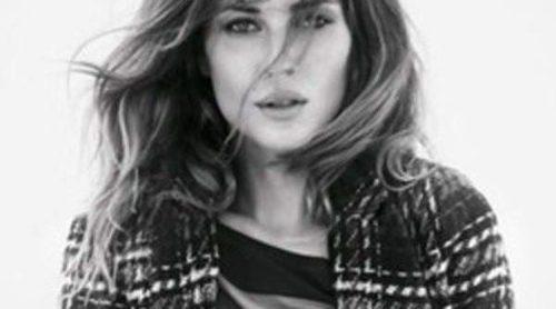 Erin Wasson vuelve a colaborar con Sprit posando con la colección otoño/invierno 2011