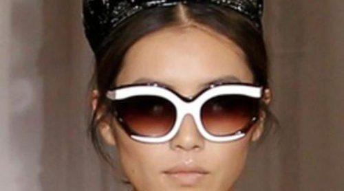 Nina Ricci homenajea al retro y a 'Mad Men' en la Semana de la Moda de París