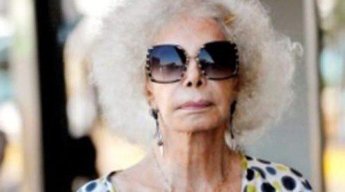 El estilo de la aristócrata más hippie, la duquesa de Alba