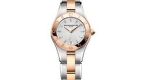 Elegancia y distinción en las colecciones de relojes Linea y Hampton de Baume & Mercier