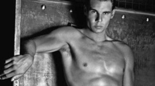 Rafa Nadal se desnuda para promocionar la colección O/I 2011-2012 de Armani Jeans