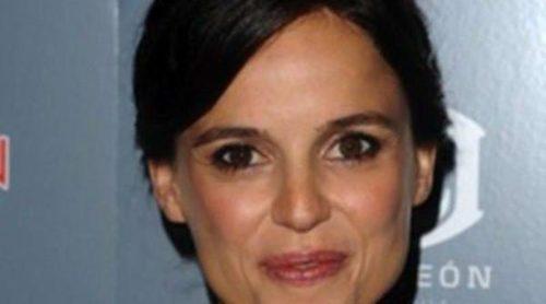 Elena Anaya promociona 'La piel que habito' en Blanco y Negro