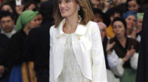 El estilo de la Princesa Letizia en la entrega de premios Príncipe de Asturias