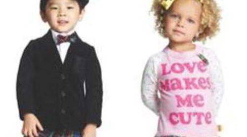 Gwen Stefani lanza una colección 'mini' con su marca Harajuku