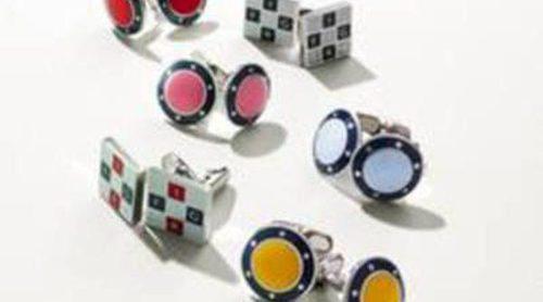 Tommy Hilfiger presenta una colección de gemelos originales y llenos de color