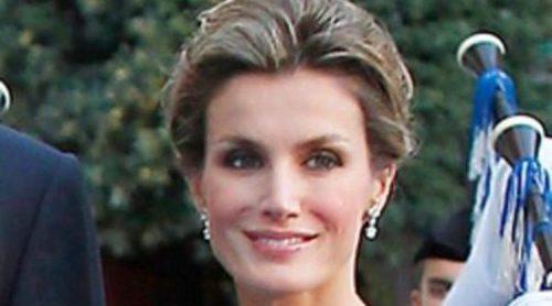 La Princesa Letizia y la Reina Sofía dan una lección de estilo en los Premios Príncipe de Asturias 2011