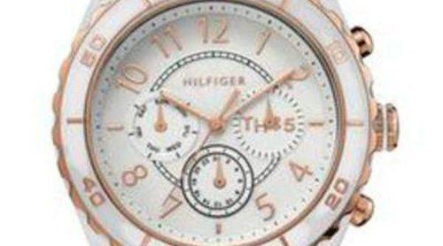Elegancia y seducción en los nuevos relojes femeninos de Tommy Hilfiger