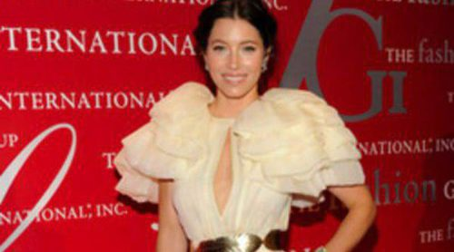 Jessica Biel y Stacey Bendet, las más elegantes en la fiesta de la moda 'Las Luminarias'