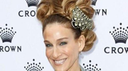 Sarah Jessica Parker sigue de promoción: Chanel, Prabal Gurung, Vera Wang...