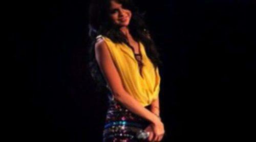 Los cambios de look de Selena Gomez, la maestra de ceremonia de los MTV EMA 2011