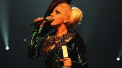 Lady Gaga apuesta por Paco Rabanne para sus looks de los EMA 2011