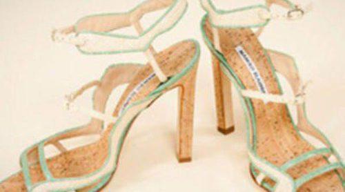 Los nuevos zapatos ecológicos de Manolo Blahnik