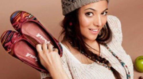 Elisa Mouliaá presenta la colección más trendy de Refresh para este otoño/invierno 2012/2013