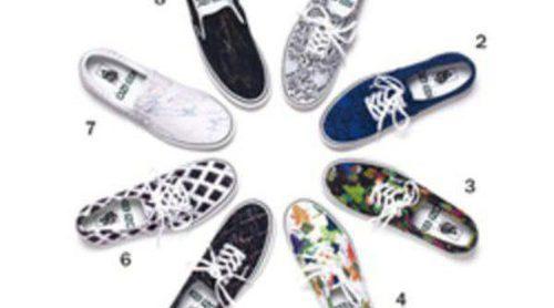 Vans y Kenzo vuelven a colaborar con una nueva línea de zapatillas