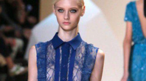 Elie Saab deslumbra en la Semana de la Moda de París primavera/verano 2013