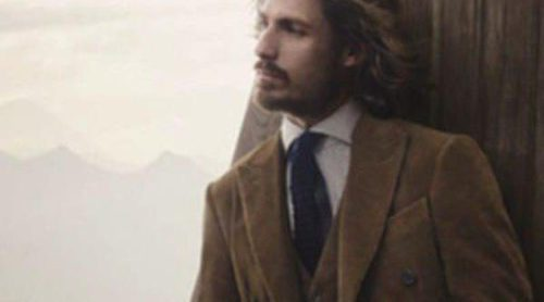 Ermenegildo Zegna se inspira en la naturaleza en su campaña otoño/invierno 2012/2013