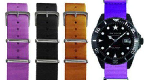 Prepárate para este Halloween 2012 con los nuevos diseños de relojes Oxygen