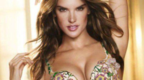 Alessandra Ambrosio será la encargada de llevar el 'Fantasy Bra' en el 'Victoria Secret's Fashion Show' 2012