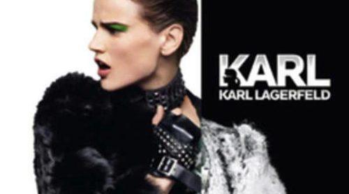 El futurismo llega a la nueva campaña de Karl Lagerfeld otoño/invierno 2012/2013