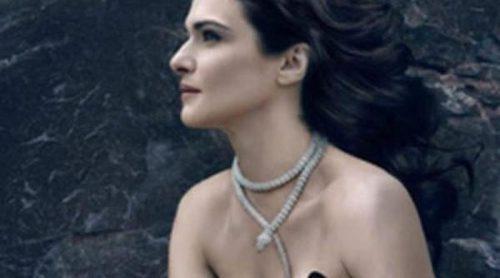 Rachel Weisz protagoniza la nueva campaña de joyas de Bulgari