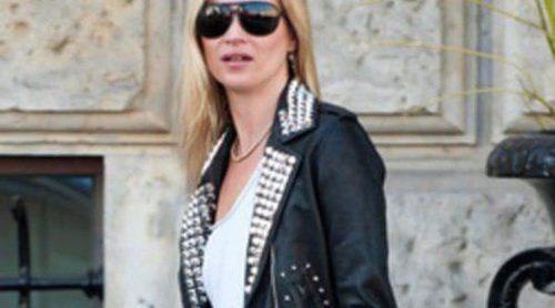 Las celebrities se apuntan a la moda más rockera con las tachuelas