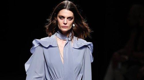Roberto Torretta aúna moda retro con el compromiso ecológico en su colección otoño/invierno 2020-2021