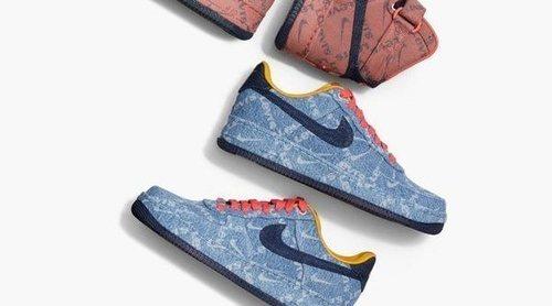 Levi's y Nike se unen en una colección cápsula de zapatillas