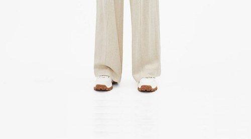 Tendencia del mes: el pantalón wide leg