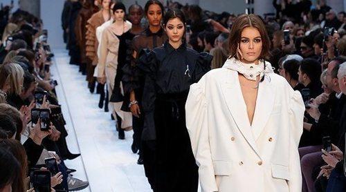 La estética nórdica y el minimalismo arman la nueva propuesta de Max Mara para el otoño/invierno 2020-2021