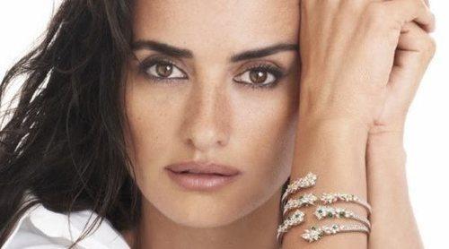 Penélope Cruz y Atelier Swarovski lanzan una colección de joyas con un fin benéfico