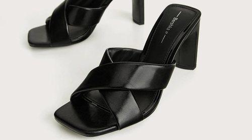 Las sandalias de tacón más ideales para primavera 2020 llegan de la mano de Bershka
