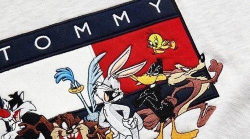 Tommy Hilfiger trae de vuelta a los 'Looney Tunes' con la colección más alegre y fresca