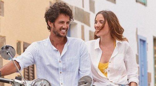 'Sunrise to sunset': Jorge Brazález y Nuria Val presentan la nueva colección de Springfield