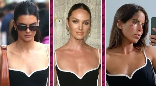 Kendall Jenner, Candice Swanepoel y Nina Urgell: todas las it-girls cae rendidas a Paris Georgia