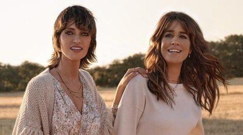 Slow Love, la marca de Sara Carbonero e Isabel Jiménez, presenta una colección de la mano de Cortefiel