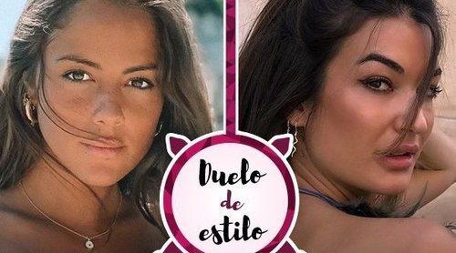 Melyssa Pinto demuestra por partida doble que la colección de Estela Grande para Hinsomnia es su favorita