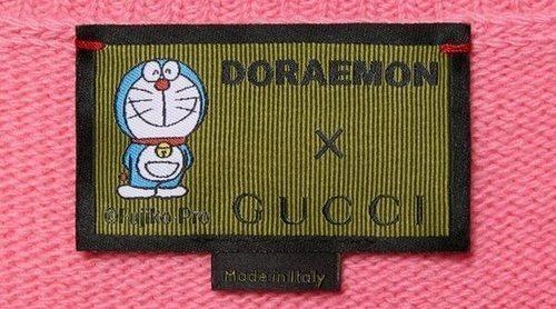 Doraemon x Gucci: así es la primera e inesperada colaboración del 2021