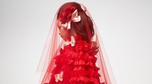 Giambattista Valli se pone flamenco en su colección Alta Costura primavera/verano 2021