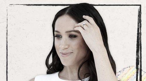 El bonito detalle detrás del primer look premamá de Meghan Markle en su recién anunciado segundo embarazo