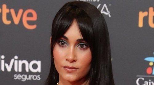 Paz Vega, Hiba Abouk, Emma Suárez, Aitana... Los looks de la alfombra roja de los Goya 2021