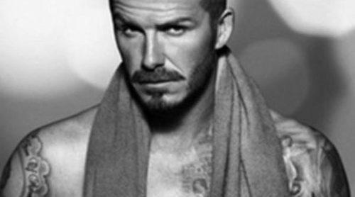 David Beckham celebra la Navidad en ropa interior para H&M