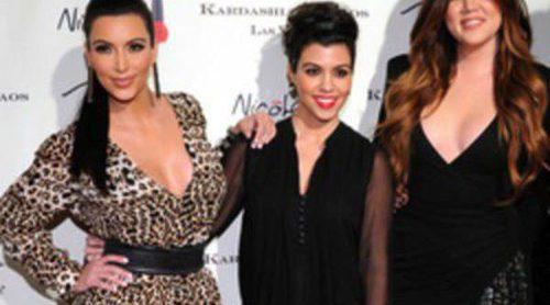 Las hermanas Kardashian crean su propia línea de ropa infantil