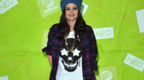 Selena Gomez colabora con Adidas diseñando una colección de zapatillas