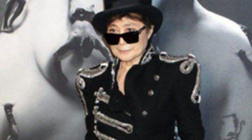 Yoko Ono diseñará una colección de ropa masculina inspirada en John Lennon