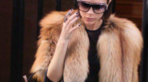 Estolas: cuando las celebrities se abrigan sin perder el estilo