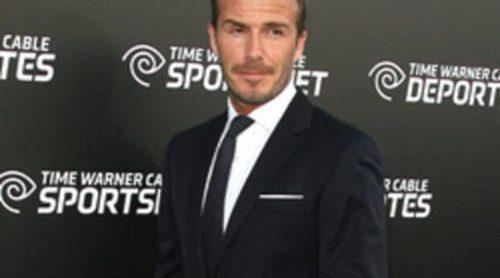 David Beckham, un hombre elegante y con mucho estilo